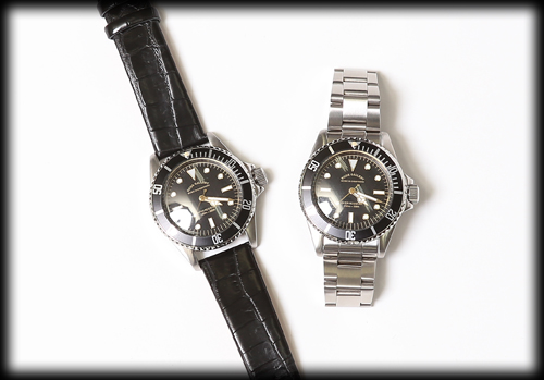 RUDE GALLERY.GOOD OLD DIVER WATCH.2019.9.9.jpg