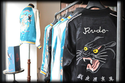 RUDEGALLERY VAMPIRE SOUVENIR JACKET ART WORK by Rockin Jelly Bean cTezuka Productions 2019.11 4.JPG